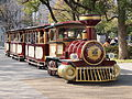 Road Train, the Osaka Castle Park01.JPG