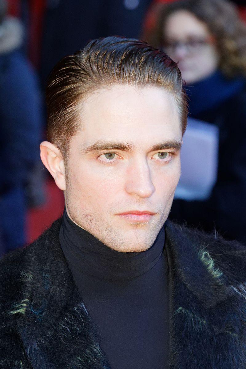 Robert Pattinson hair Hairbond Gripper