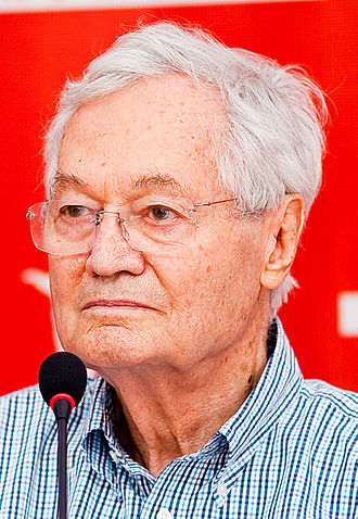 Roger Corman - Corman at the Odessa International Film Festival in July 2013