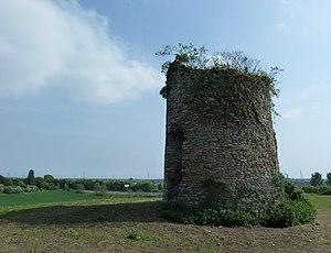 Rogiet - Image: Rogiet windmill