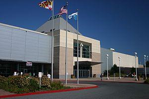 Roland E. Powell Convention Center - Image: Roland E. Powell Convention Center
