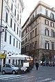 Rom, der Platz Piazza dei Caprettari.JPG