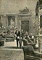 Roma. – La sala di lettura della camera dei deputati b.jpg