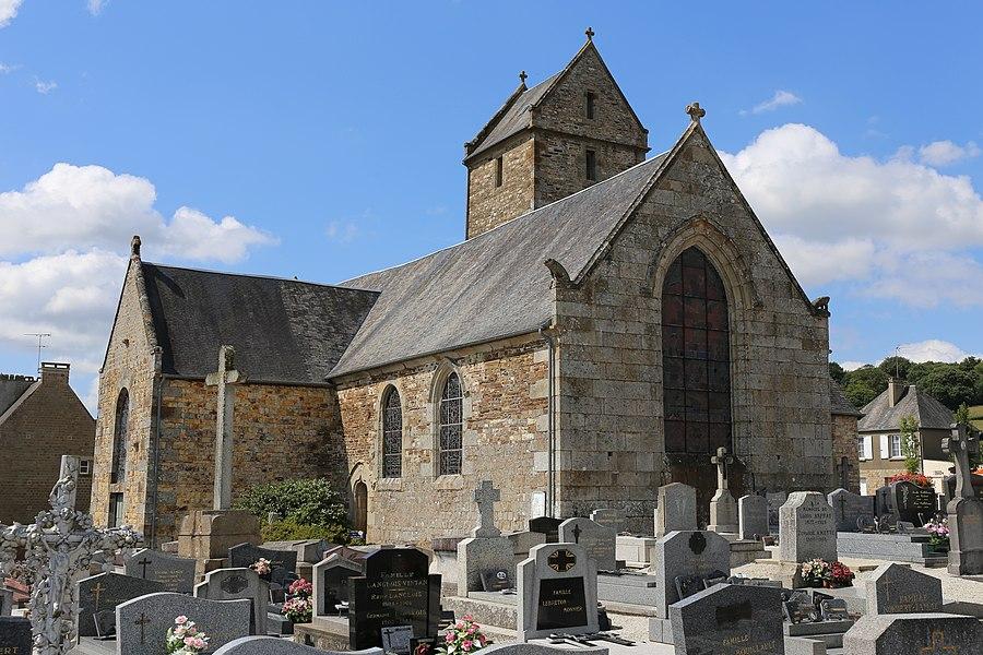 Église Notre-Dame de Romagny.