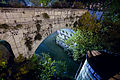 Roman Arch ruins over the Tiber River - 2604.jpg