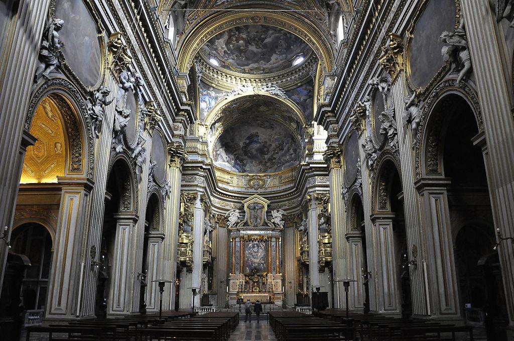 Rome Chiesa Nuova 10-01-2011 10-43-25.JPG