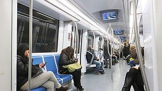 Line B (Rome Metro) - Image: Rome metro 04
