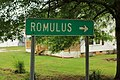 Romulus Sign - Coker Alabama - Was CR2 (40996564705).jpg