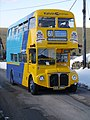 Routemaster RM910 (EDS 288A), 2013 Kirkby Stephen commercial vehicle rally uncropped.jpg