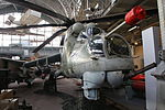 Royal Military Museum, Brussels - Mil-Mi 24 Hind (11448923034).jpg