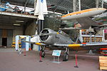 Royal Military Museum, Brussels - North American T-4 Texan (11449097833).jpg