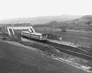 Royton Junction railway station