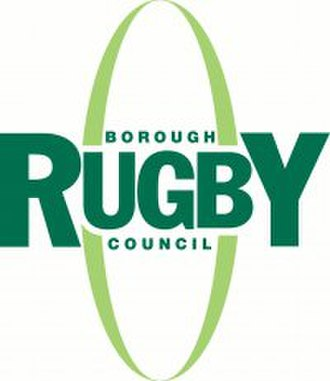 Borough of Rugby - Rugby Borough Council logo