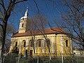Rumunska pravoslavna crkva u Ečki - južna fasada.jpg