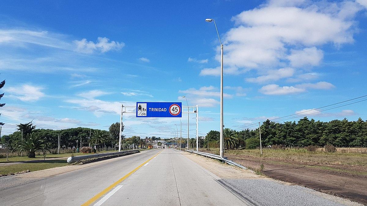 Ruta 19 (Uruguay) - Wikipedia, la enciclopedia libre
