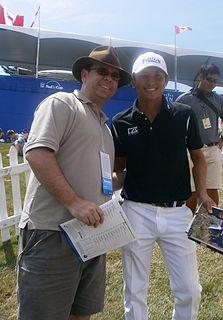 Ryuji Imada Japanese professional golfer