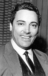 Mario Del Monaco Italian opera singer