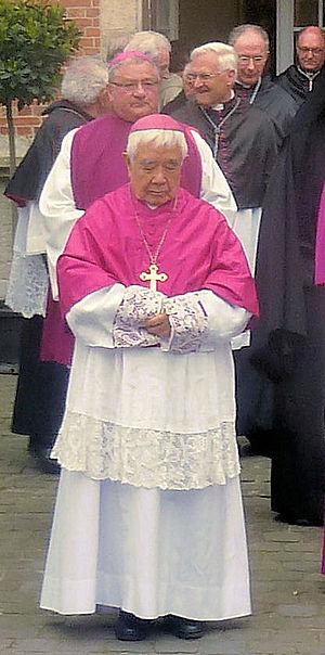 Joseph Ti-kang - Mgr. Ti-kang 2015