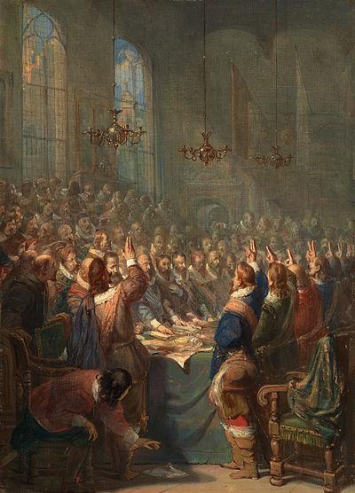 SA 5026-Anno 1648. De vrede van Munster