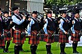 SFU Pipe Band performs at the Worlds (7761932056).jpg