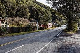 SH 73 in Arthur's Pass, Arthur's Pass National Park, New Zealand 07.jpg