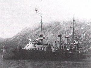 Kaiser Franz Joseph I-class cruiser - Image: SMS Kaiser Franz Joseph I