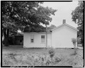 SOUTH ELEVATION OF HOUSE - Mick Cottage and Summer Kitchens, 423 North Seventh Street, Petersburg, Menard County, IL HABS ILL,65-PETE,2-8.tif