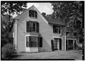 SOUTH END - Elisha Jones House, 26 Monument Street, Concord, Middlesex County, MA HABS MASS,9-CON,11-4.tif