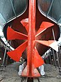 SS Great Britain Rudder and Propeller - geograph.org.uk - 2131388.jpg