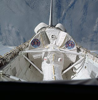 STS-9 human spaceflight