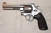 Smith & Wesson Model 625 for IPSC shooting
