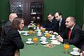Saeimas priekšsēdētājas biedrs Gundars Daudze tiekas ar ASV vēstnieci (5491346082).jpg