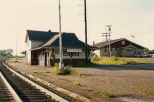 Saint-Léonard, New Brunswick - Image: Saint Léonard,NB