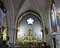 Saint-Pierre-d'Oléron Kirche - Herz-Jesu-Kapelle 2.jpg
