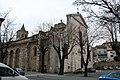 Saint-Pons-de-Thomieres cathedrale mur meridional.JPG