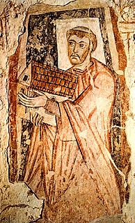Benedict Biscop 7th-century Anglo-Saxon abbot and saint