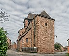 Saint Hilary Church of Pruines 04.jpg