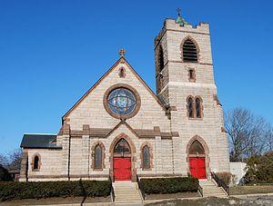St. Matthew's Episcopal Church (Worcester, Massachusetts) - Image: Saint Matthews Worcester
