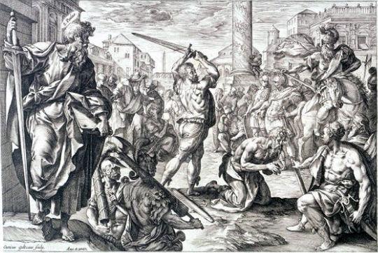 Αποτέλεσμα εικόνας για αποστολος παυλος φυλακες ρωμη