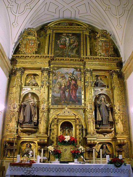 File:Salamanca - Iglesia de Santa Maria del Monte Carmelo 08.jpg