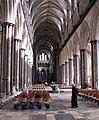 Salisbury cathedral aisle crop II - Flickr - wit.jpg