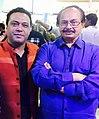 Sallauddin Pasha with Director nagathihalli chadrasheker.jpg