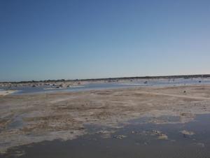 Manaure, La Guajira - Manaure salt lagoons