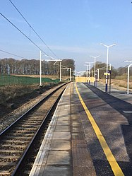 Salwick platform level electrified.jpg