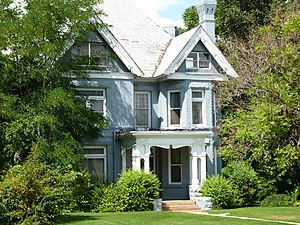National Register of Historic Places listings in Utah County, Utah - Image: Samuel H. Allen Home