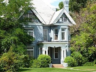 National Register of Historic Places listings in Utah County, Utah - Image: Samuel H. Allen Home