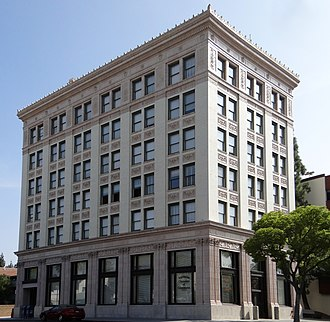 Samuel Kraemer - Later known as the Kraemer Building, the American Savings Bank of Anaheim was constructed by Kraemer in 1923 from a design by the architect M. Eugene Durfee.