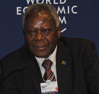 Samuel Sitta Tanzanian politician