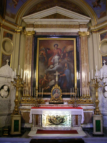 zephyrinus lenten station at the basilica of saint laurence 39 s in lucina friday of the third. Black Bedroom Furniture Sets. Home Design Ideas
