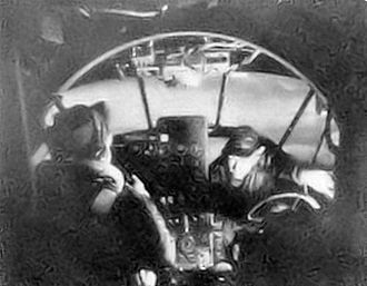 San Angelo Army Air Field - Image: San Angelo Airmy Airfield Flying bombadier training 1943